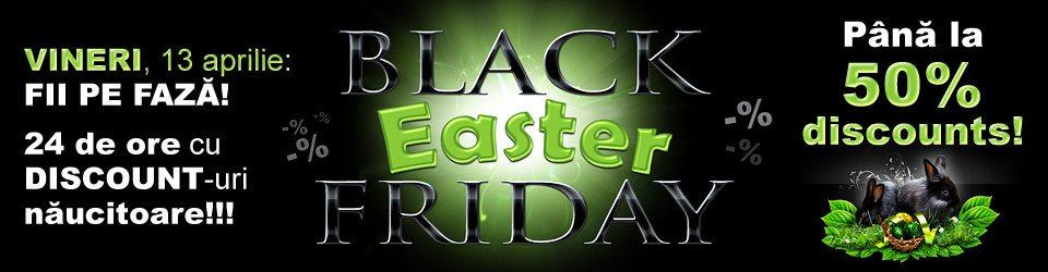 Black Easter Friday