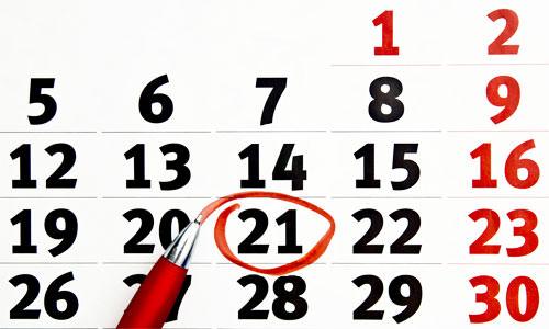 21 de zile