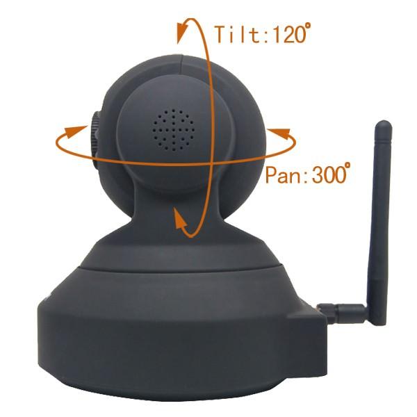 Camera IP Wi-Fi cu sunet Foscam FI8918W spate