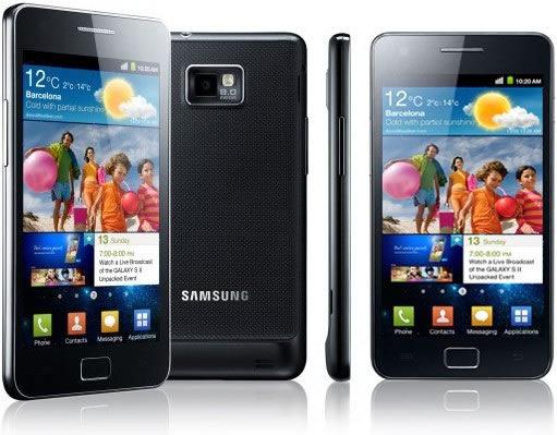 Hard reset Samsung Galaxy S2