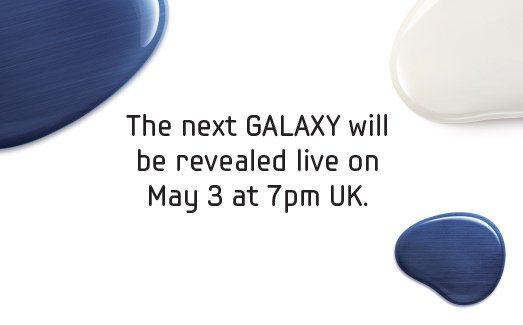 Lansare Samsung Galaxy S3 live