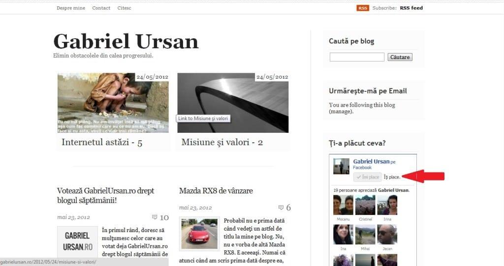 Like Gabriel Ursan