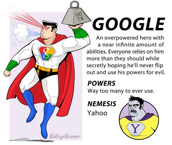Amuzant: super eroii internetului