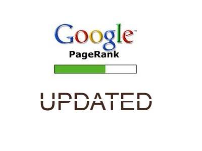 Tocmai a fost update de PageRank!
