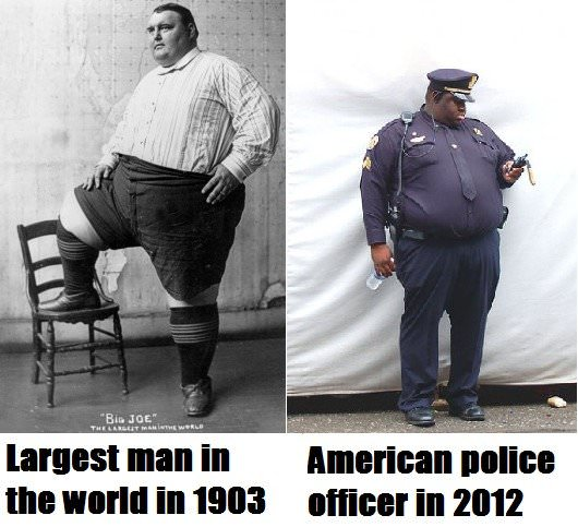 Amuzant Evolutia obezitatii