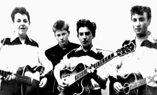 Beatles înainte să devină faimoşi