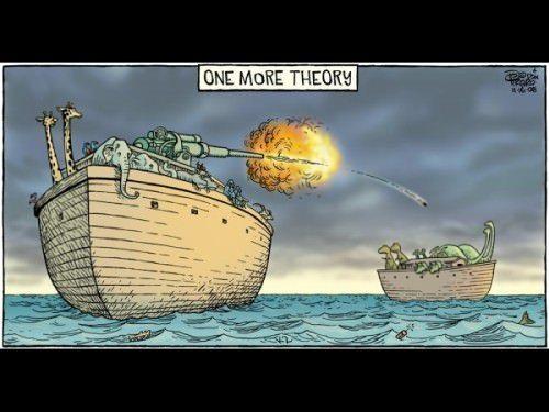 Amuzant: cum au dispărut dinozaurii