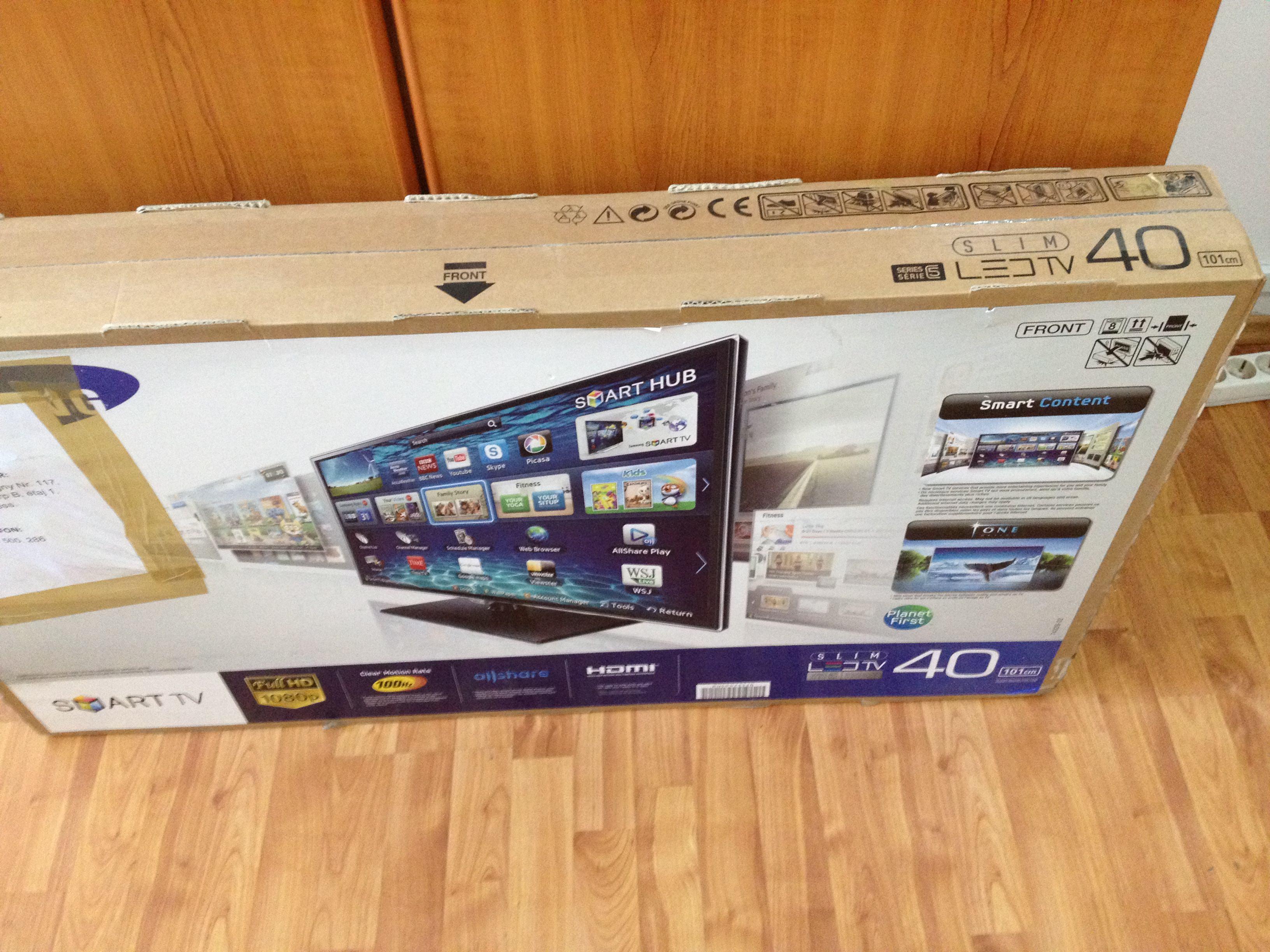 Samsung Smart TV 1