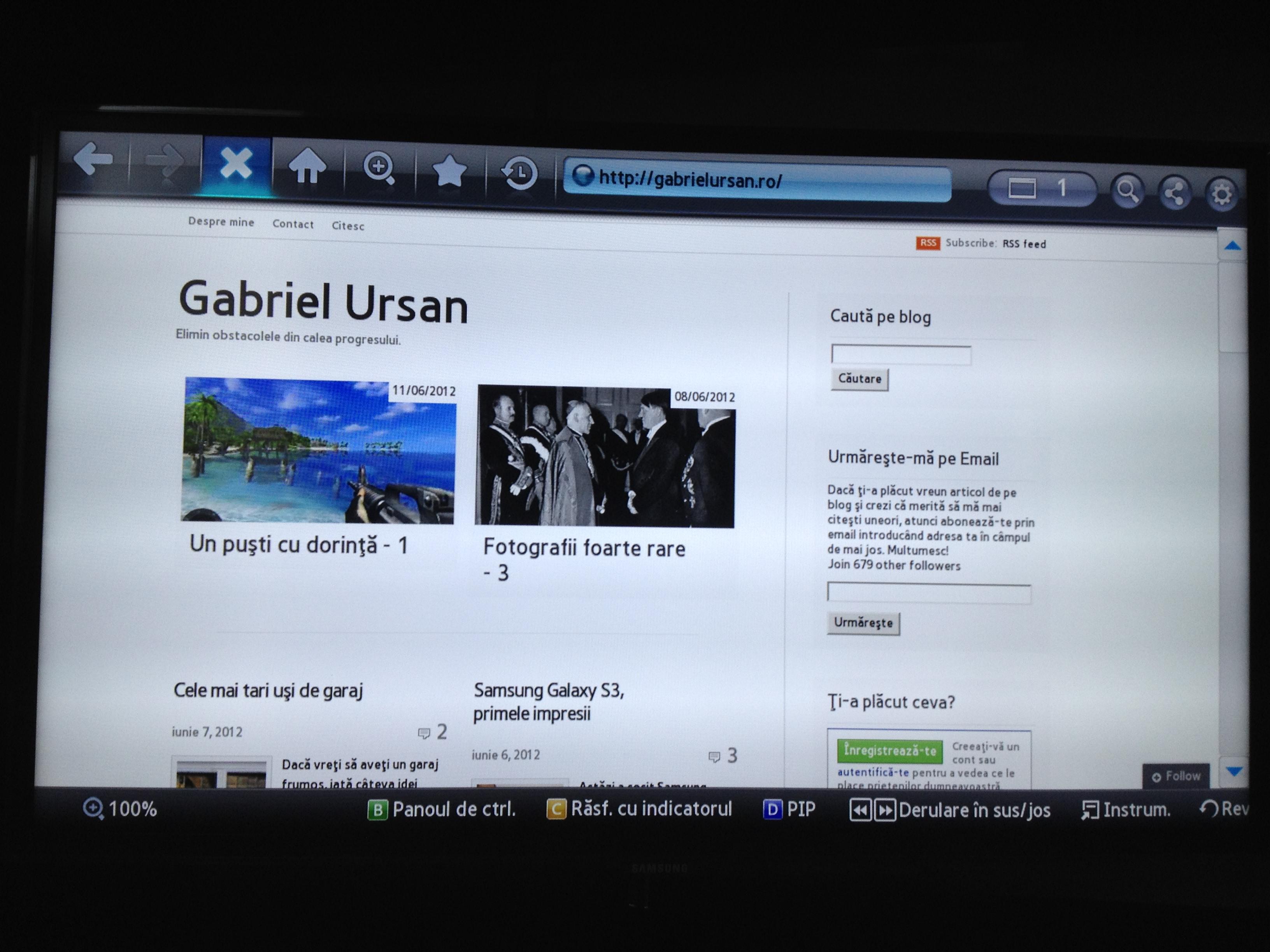 Samsung Smart TV 12