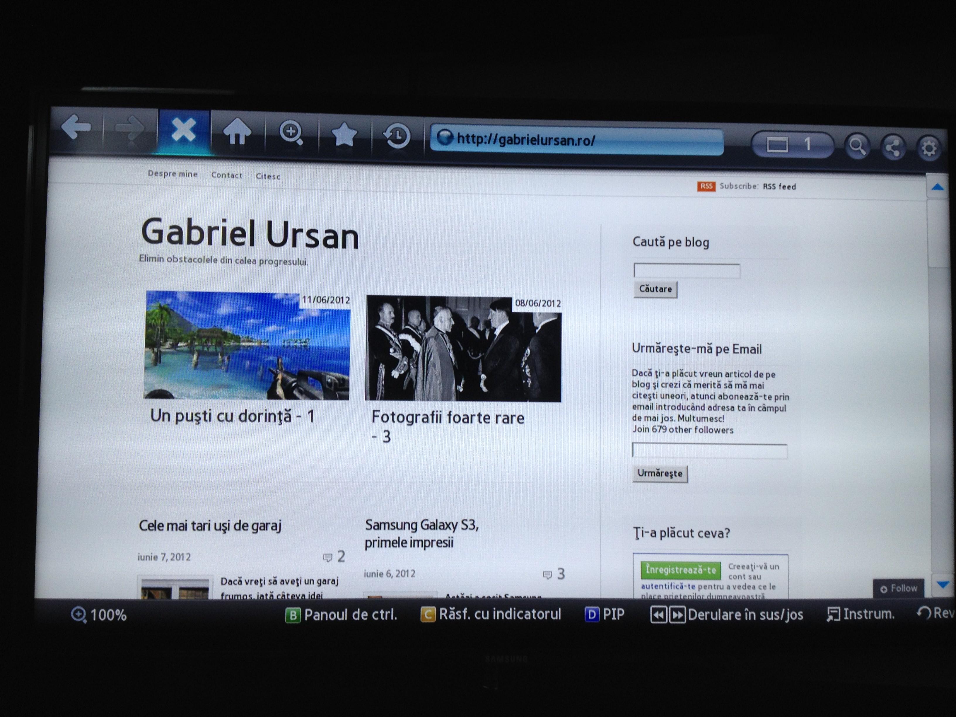 Samsung Smart TV 13