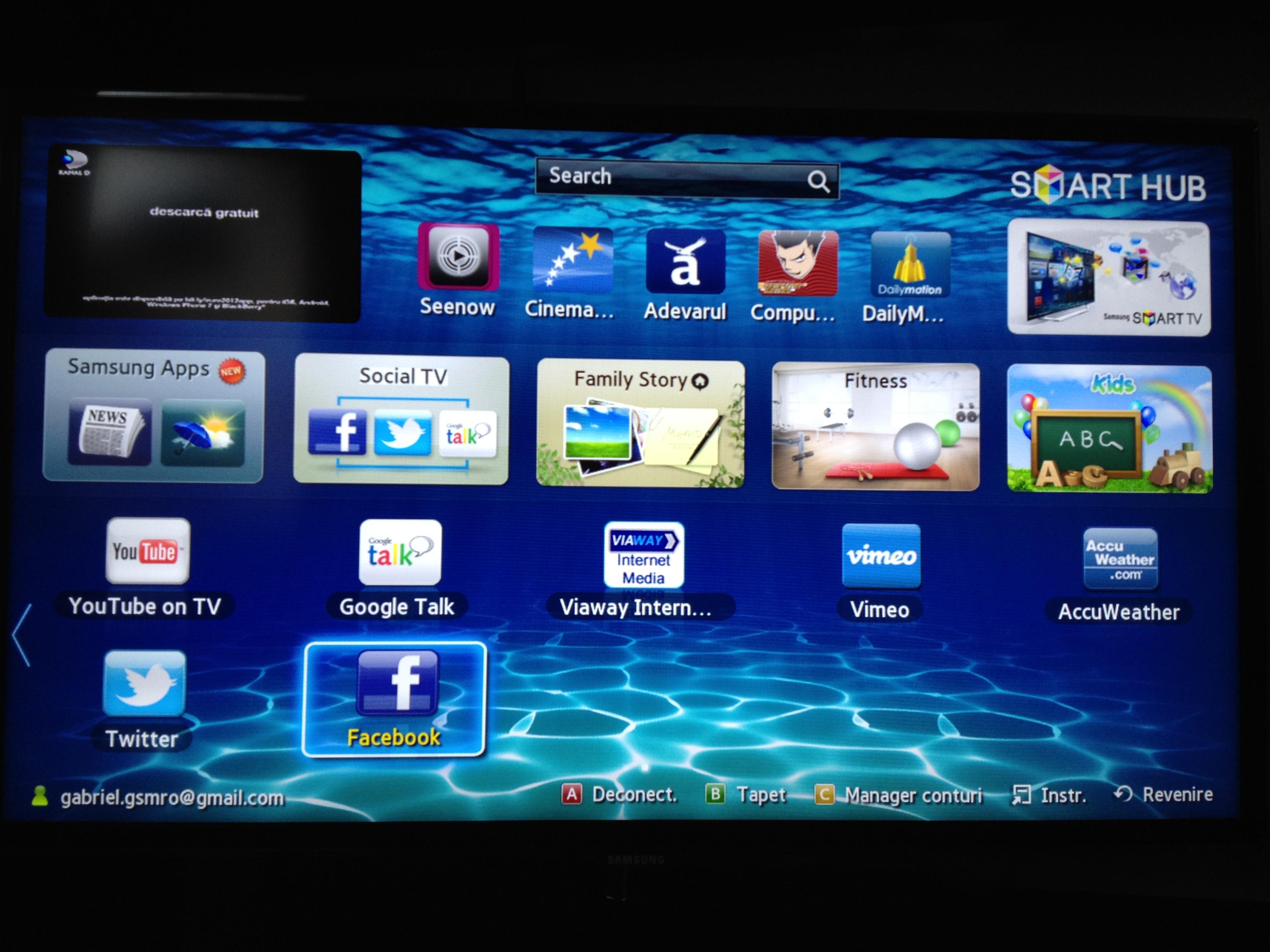 Samsung Smart TV 8