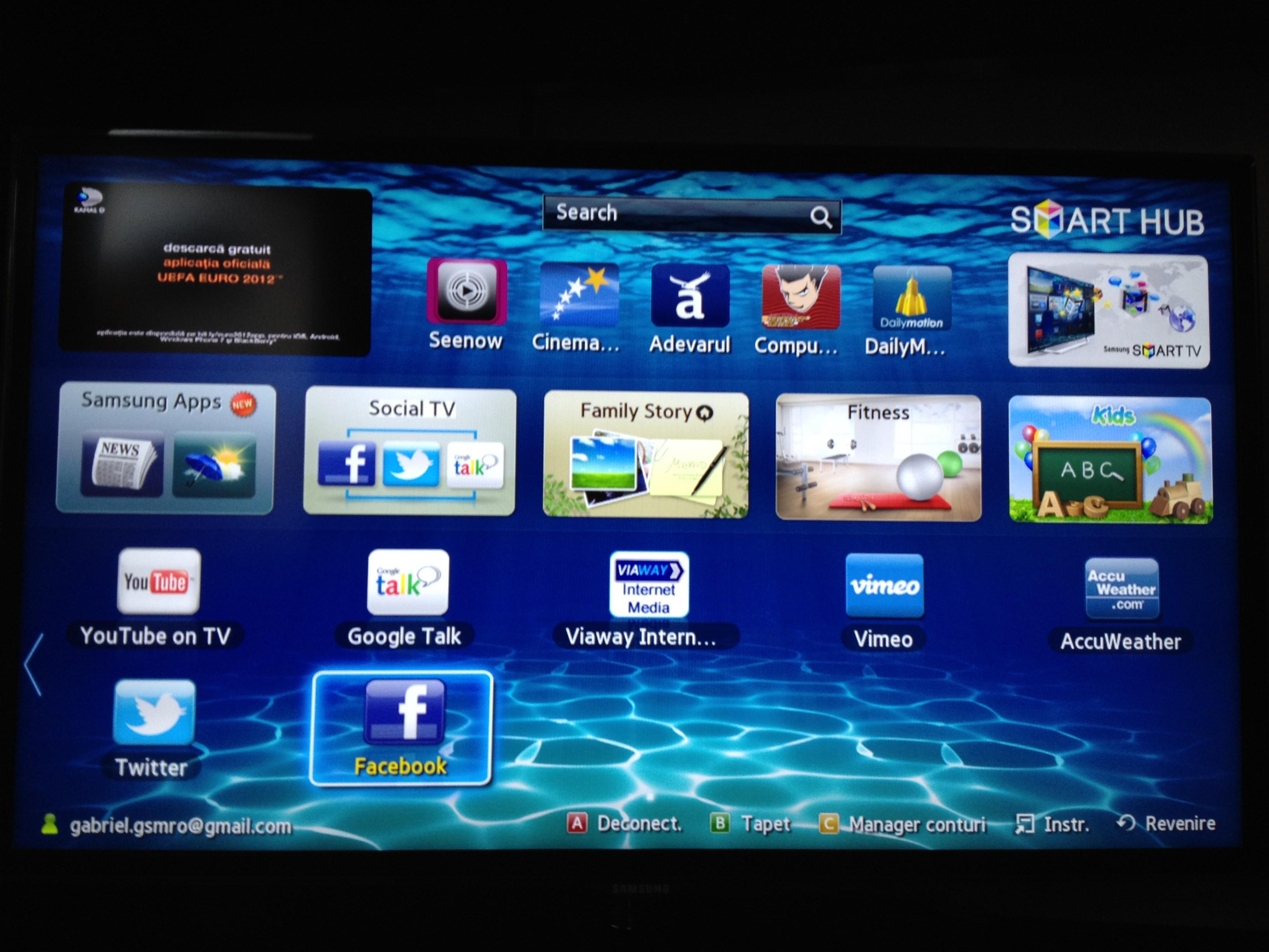 Samsung Smart TV 9