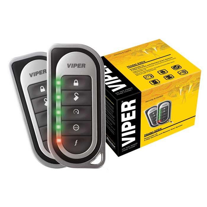 Alarma auto Viper cu pornire