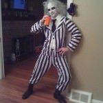 Costum Halloween 2012