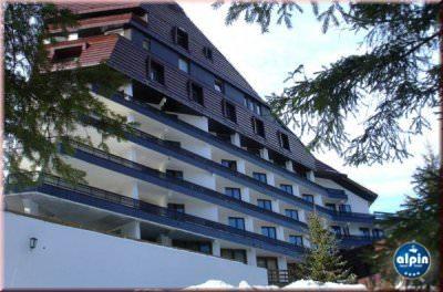 Hotel Alpin Poiana Braşov