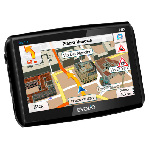 Sistem navigare GPS