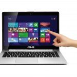Asus Vivo Book touchscreen cu Windows 8