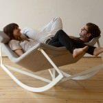 Concept de scaun pentru două persoane 9