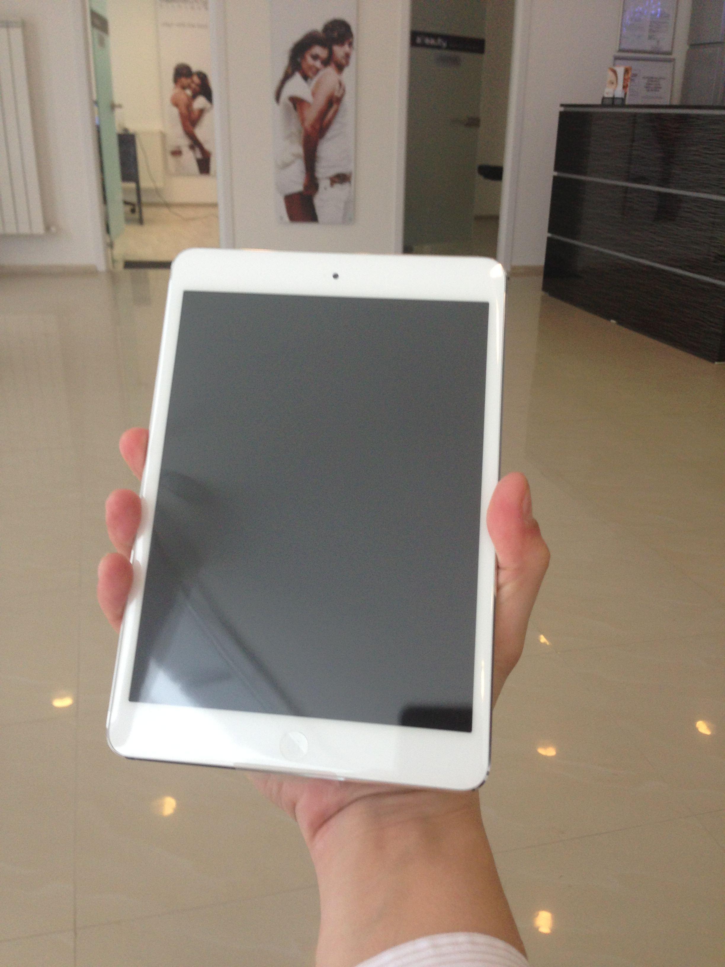 iPad Mini in mana