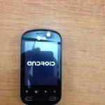 LG Optimus Me 350 Android