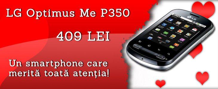Prezentare video LG Optimus Me P350
