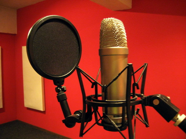 Microfon inregistrari