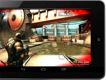 Nexus 7 jocuri