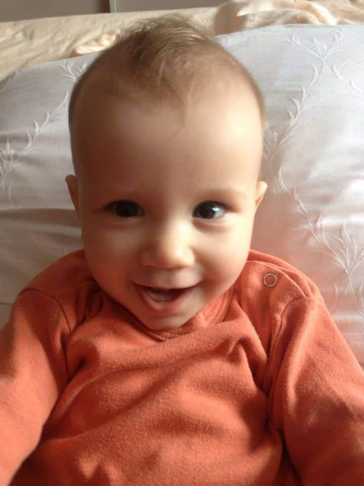 Cea mai zâmbitoare fetiţă