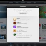 Aplicatii iPad mini 2