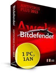 Dau 3 licenţe de BitDefender Antivirus Plus 2013