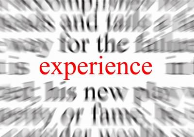 Experienta in blogging