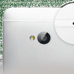HTC One microfon de ambianta
