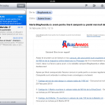 Mail iPad mini 1
