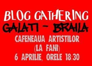 Blog Gathering la Galați