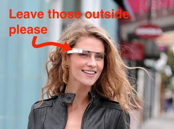 Google Glasses