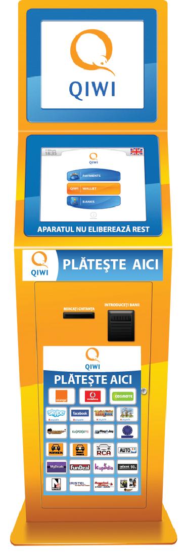 Terminal QIWI