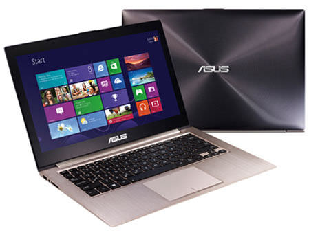 Asus ZenBook Touch
