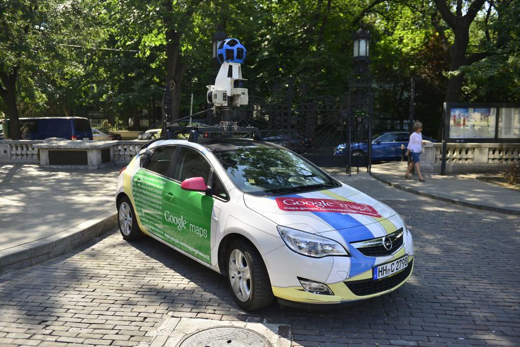 Google Street View pentru toată România