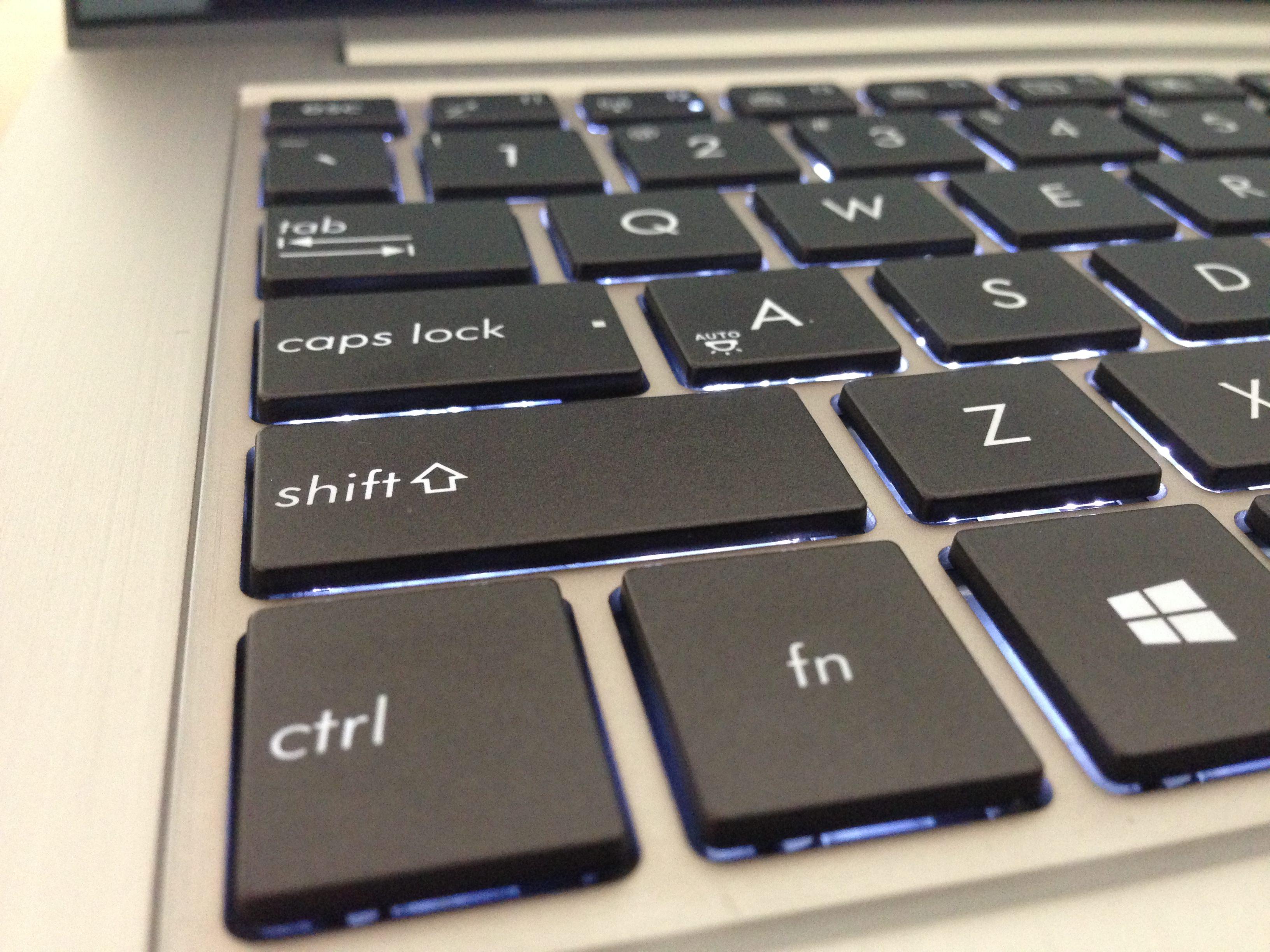 Tastatura Asus ZenBook Touch
