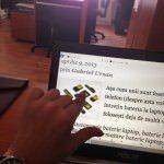 Touchscreen Asus ZenBook 4