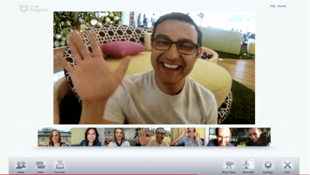 Google Hangouts, concurentul lui iMessage din iPhone