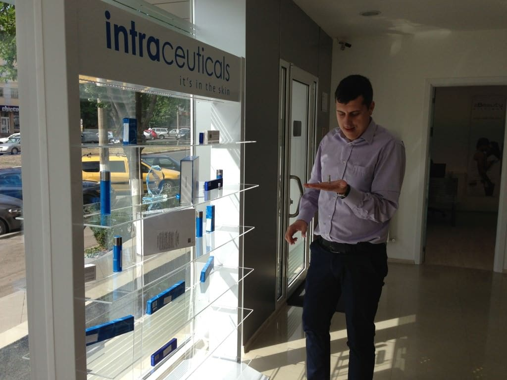 Open Day Intraceuticals aBeauty clinique Galați