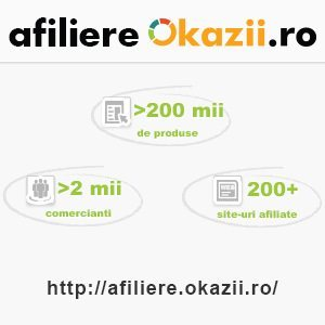 Program afiliere Okazii.ro