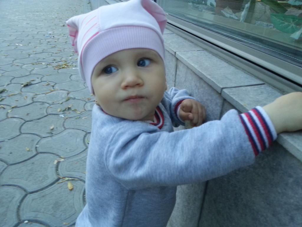 Sara Maria Ursan a împlinit 1 an!