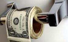 Bani pe SMS