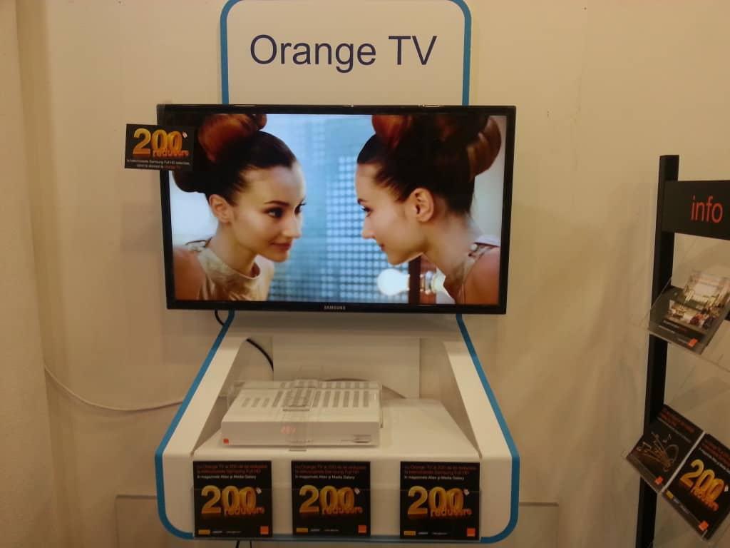 A fost lansat Orange TV, un serviciu care promite calitate superioară