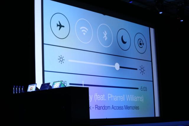 design iOS 7