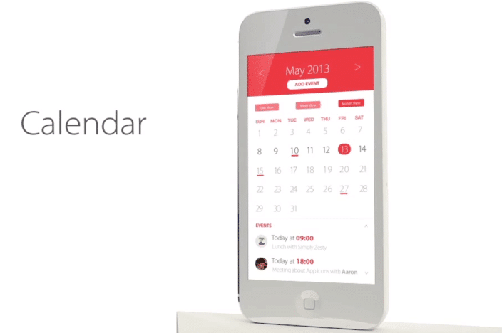 Totul despre noul iOS 7
