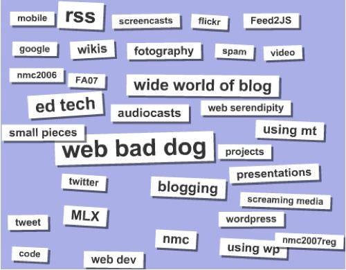 De ce sunt tagurile importante pe blog