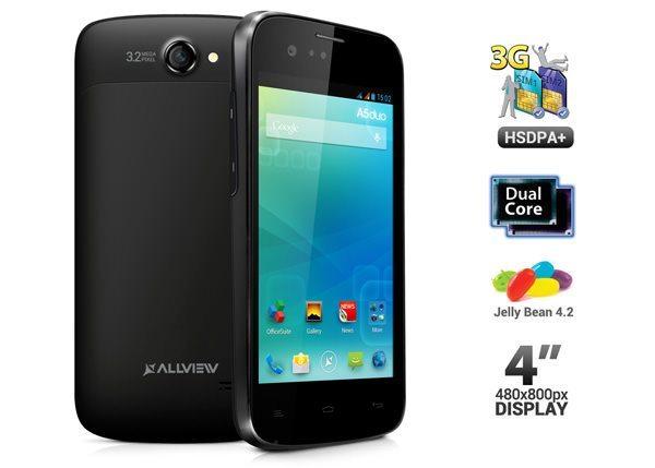 Allview lansează smartphone-ul A5 Duo, un smartphone destinat tinerilor